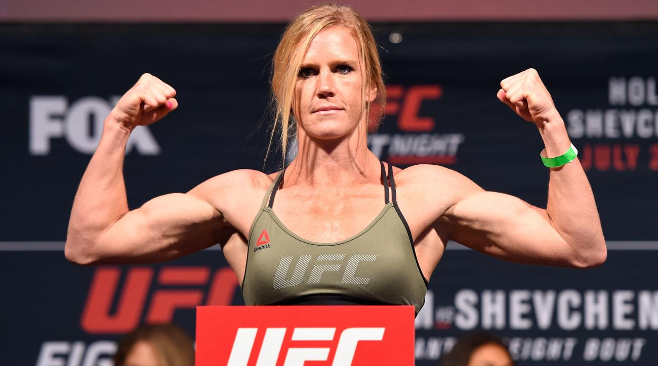 holly holm ufc 208