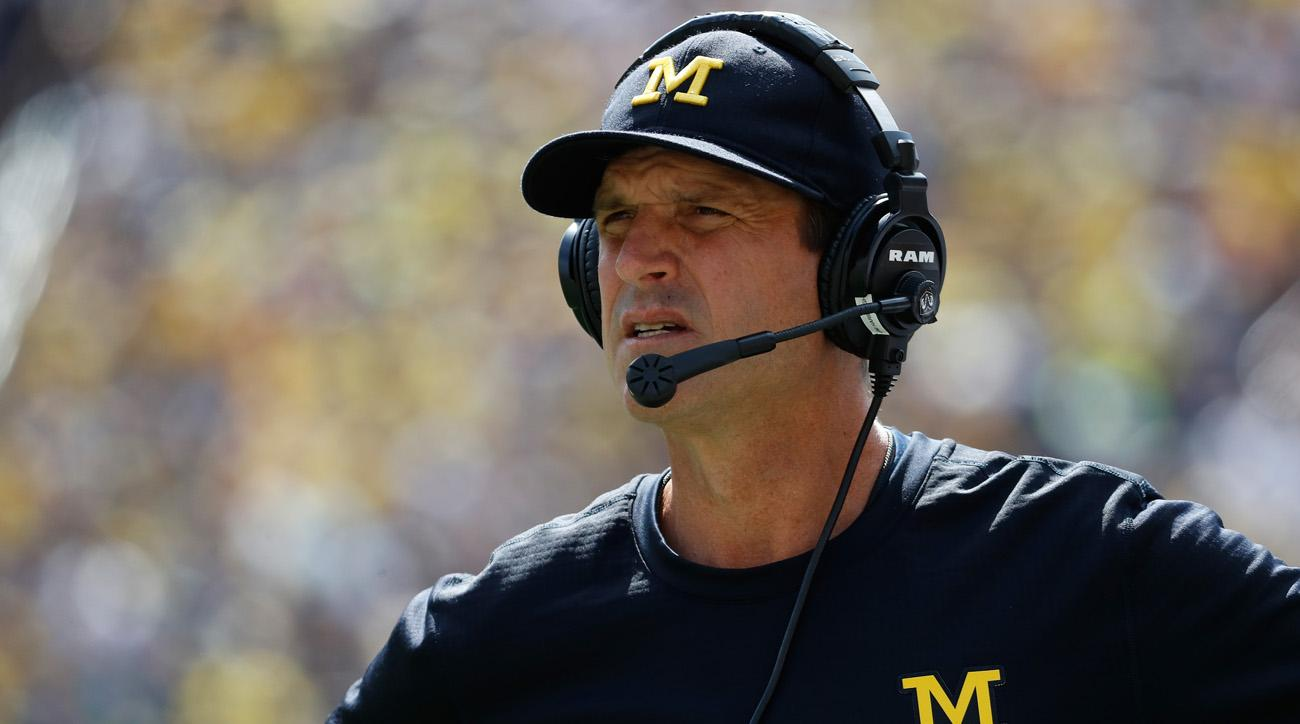 NFL rumors: Jim Harbaugh