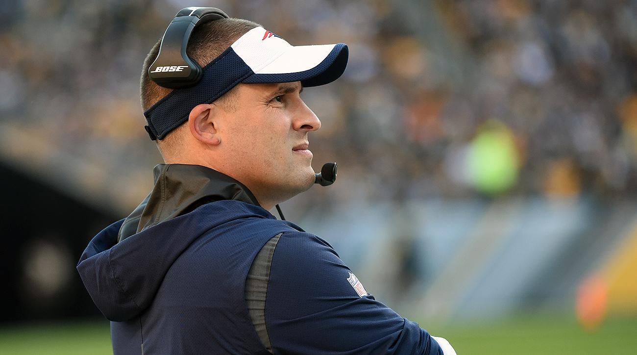 Many believe Patriots offensive coordinator Josh McDaniels, six seasons removed from being fired as Broncos coach, is ready for another shot.
