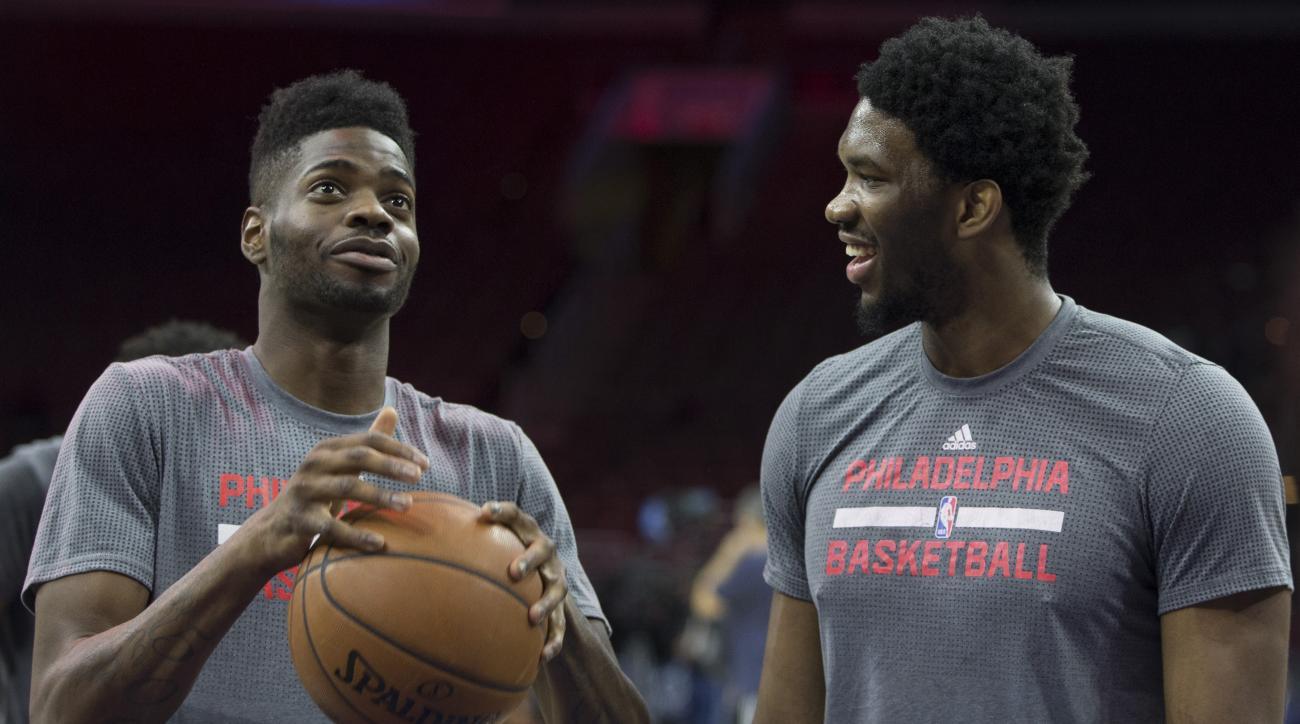 NBA rumors: Nerlens Noel