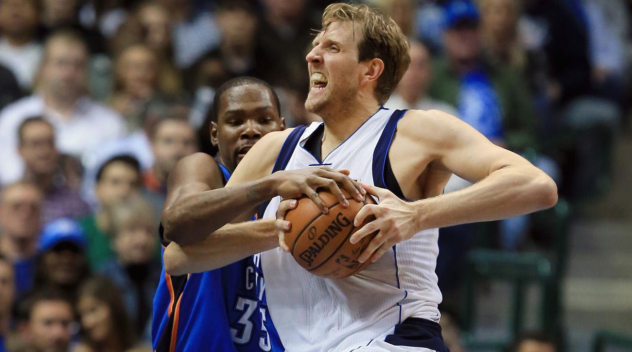 NBA rumors: Dirk Nowitzki