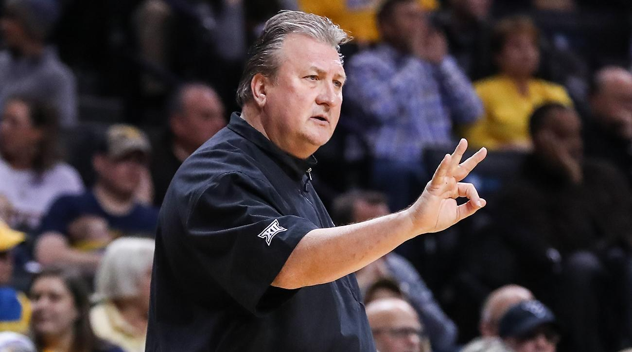 Bob Huggins: West Virginia coach wins 800th game