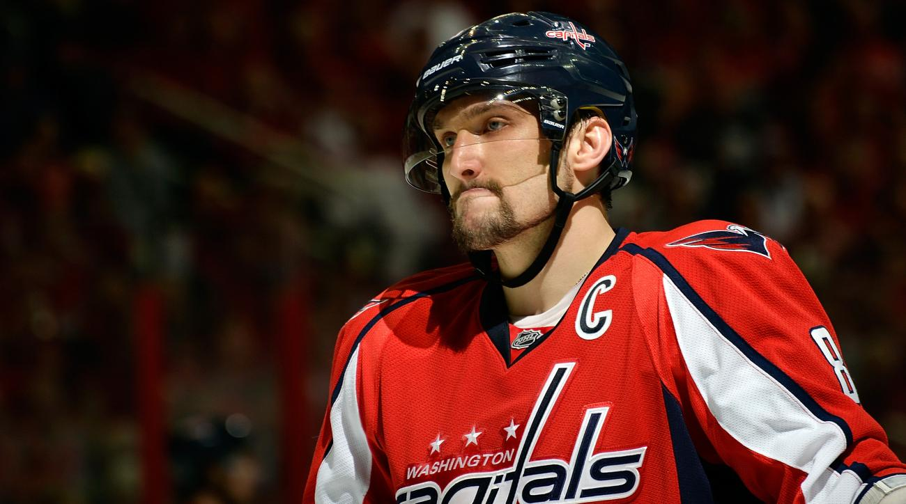 Washington Capitals' make Twitter face swap gaffe