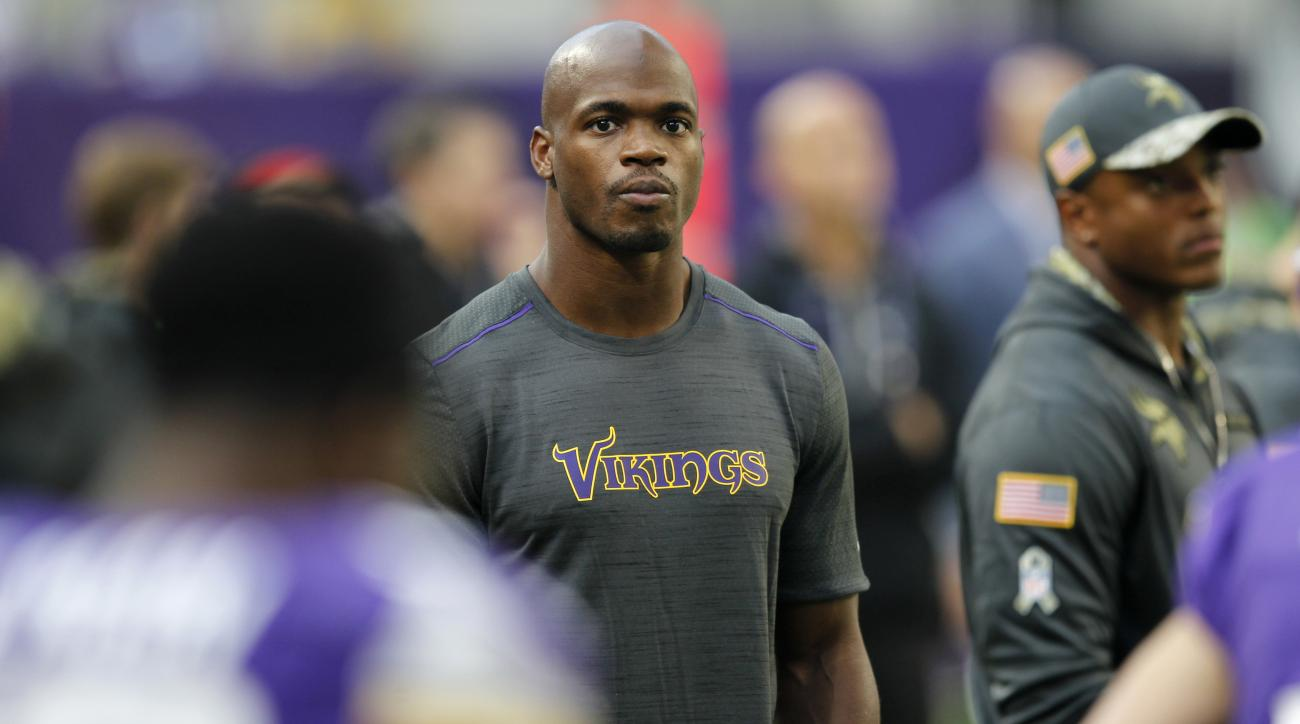 Adrian Peterson, Aaron Rodgers: Fantasy football injuries