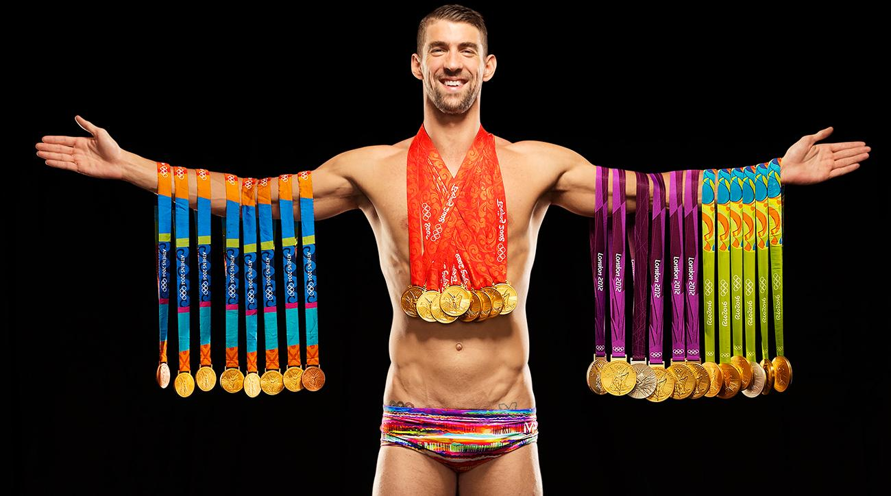 Michael Phelps - retired champion