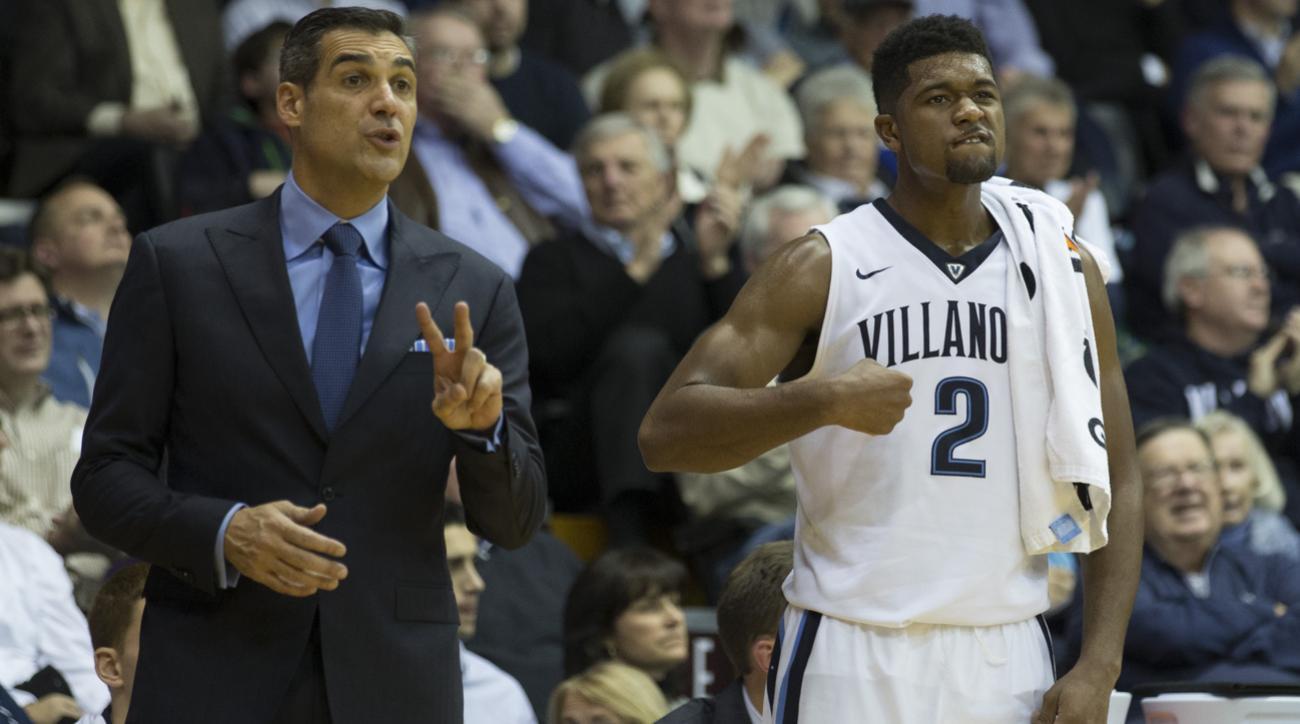 villanova college basketball rankings ap