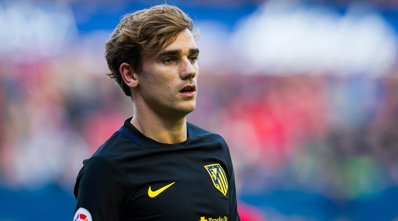 Antoine griezmann eyes later mls move to beckham 39 s team in - Antoine griezmann ...