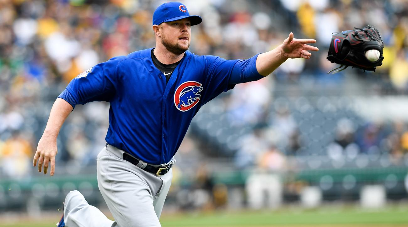 jon lester winter wonderland song