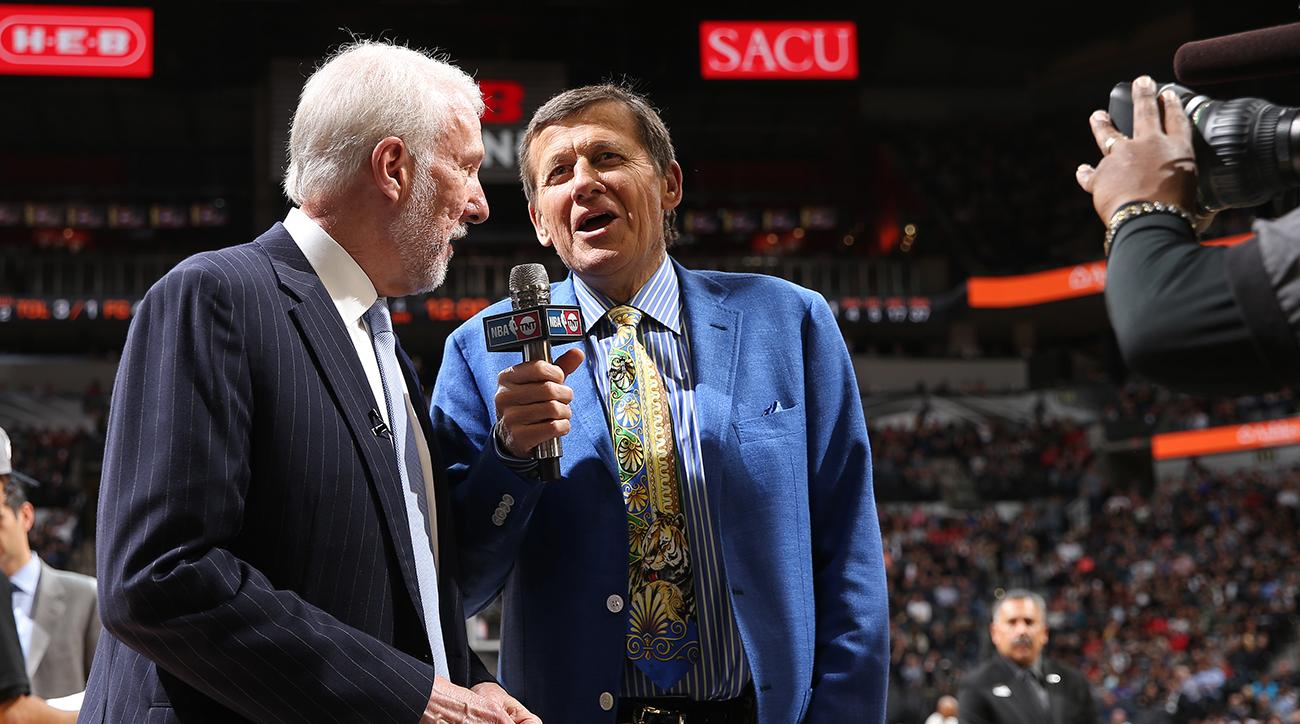 gregg popovich flies to craig sager memorial