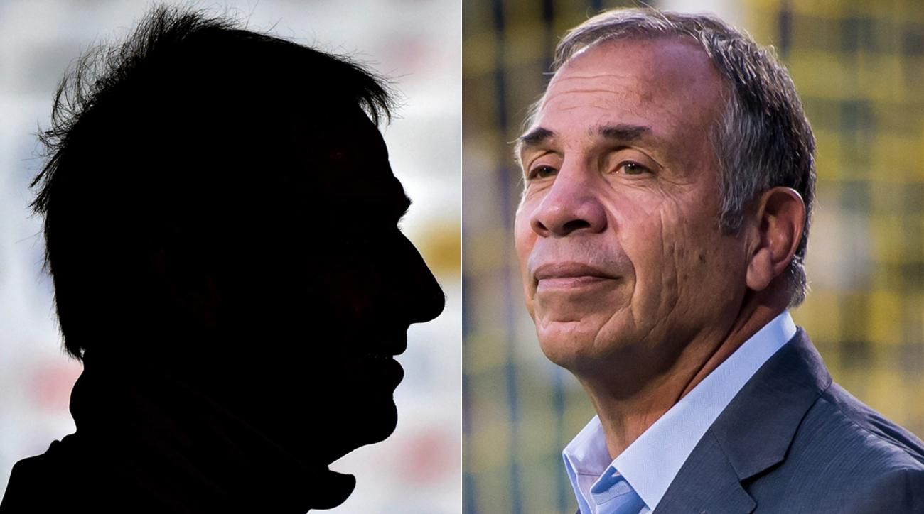 Jurgen Klinsmann was fired after the USA's World Cup qualifying loss in Costa Rica, bringing an end to more than five years in charge. He was replaced by Bruce Arena, who returns to the bench after coaching the USA from 1998-2006.