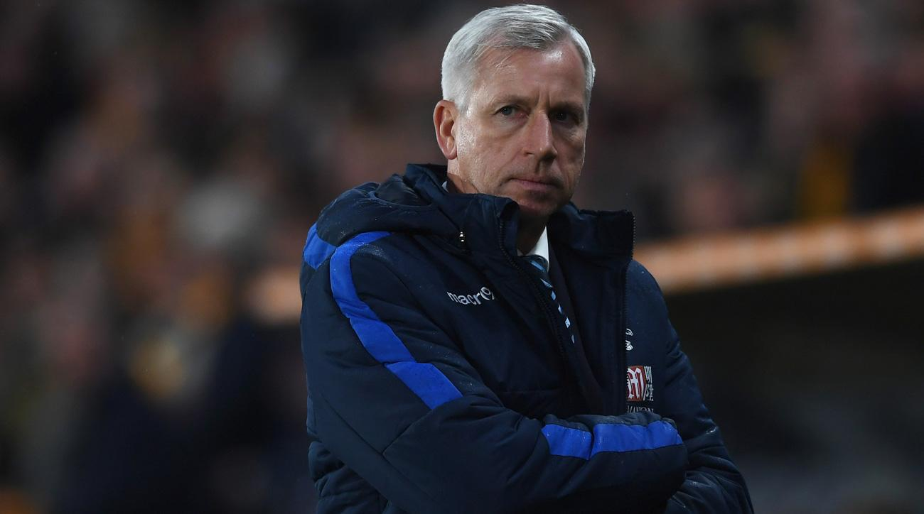 Crystal Palace has fired manager Alan Pardew