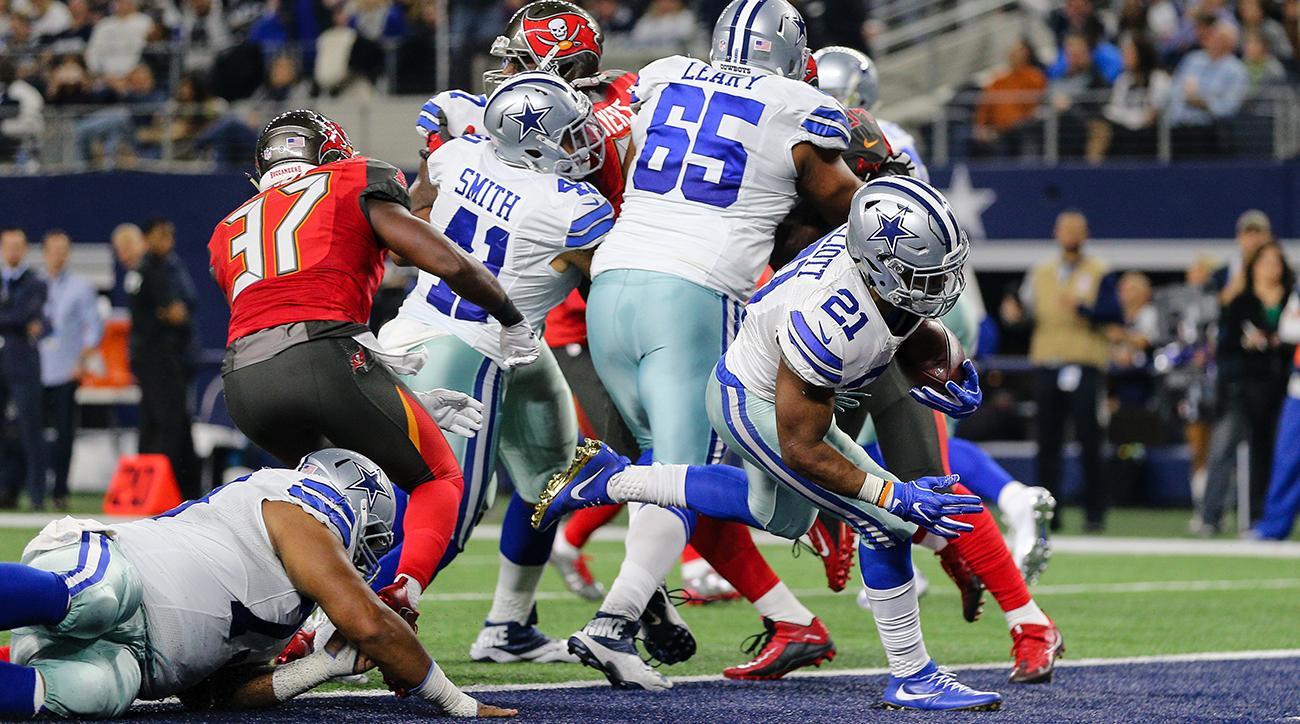 Ezekiel Elliott buys Cowboys offensive line ATVs for Christmas