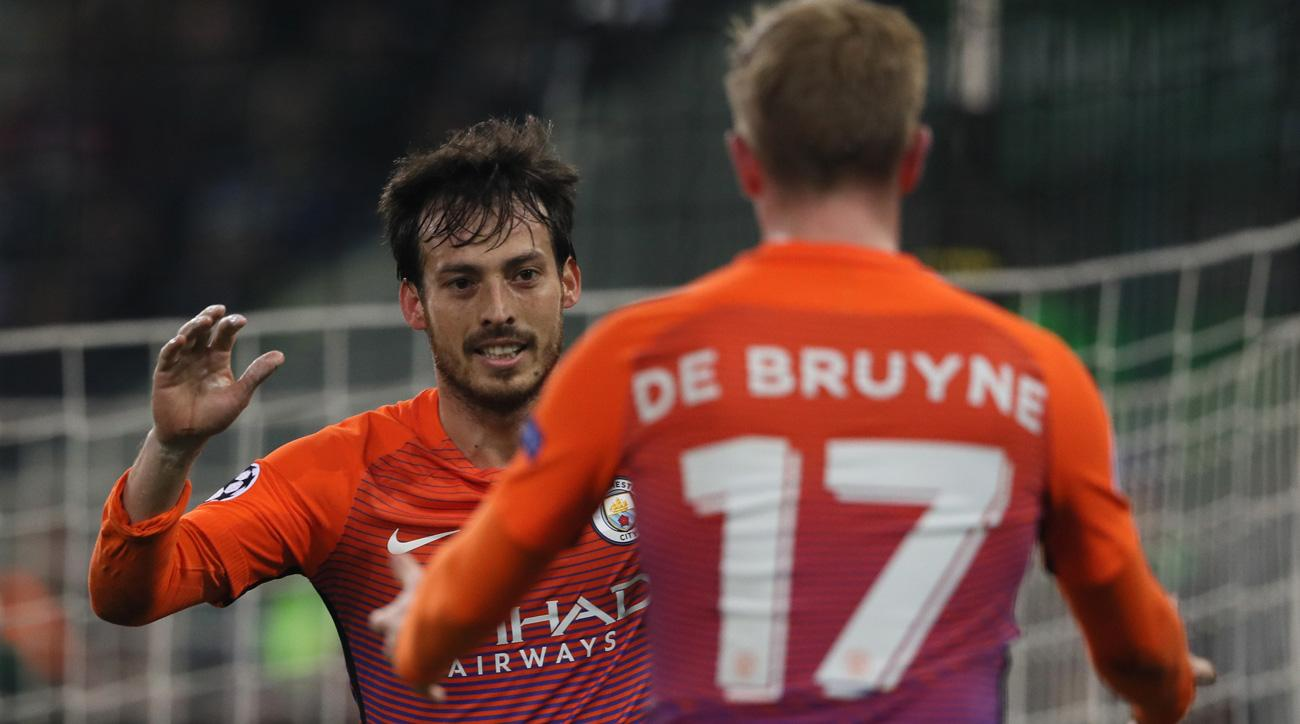 David Silva and Kevin De Bruyne are good picks for Fantasy EPL on Boxing Day