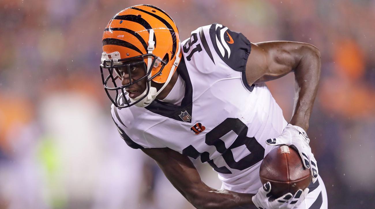 Bengals: AJ Green injury update