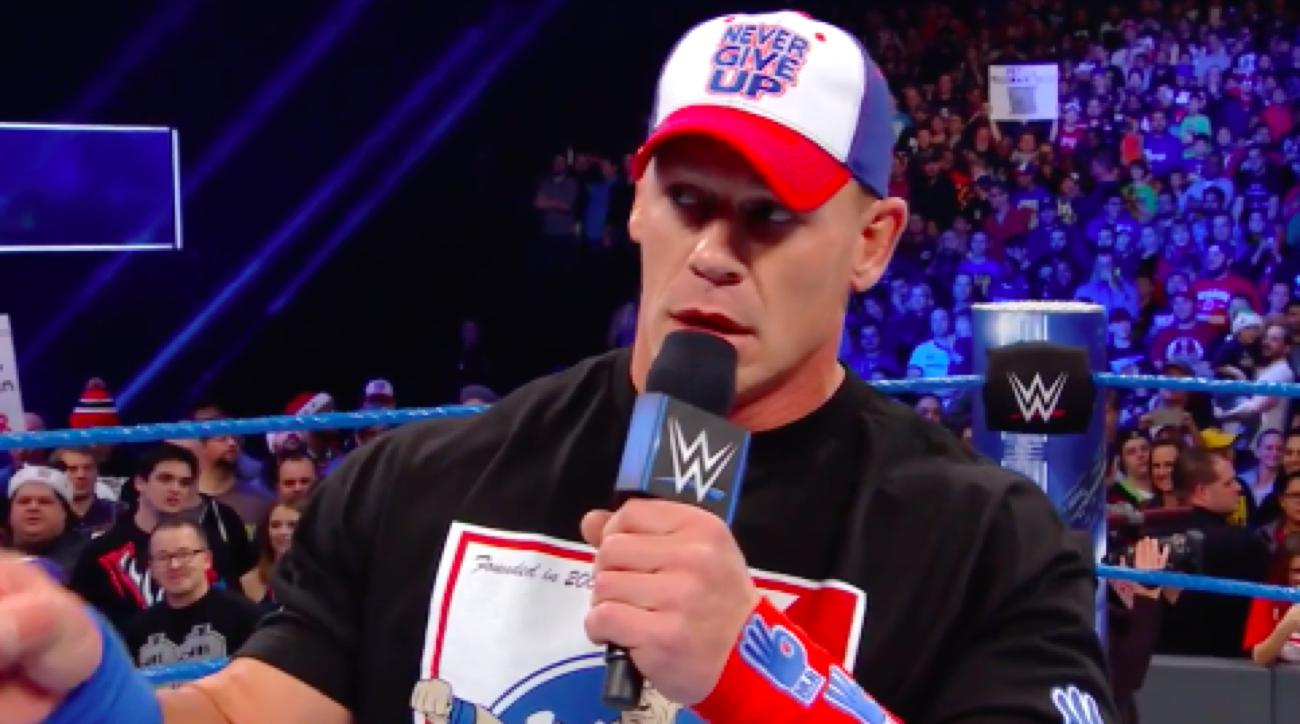john cena returns royal rumble 2017