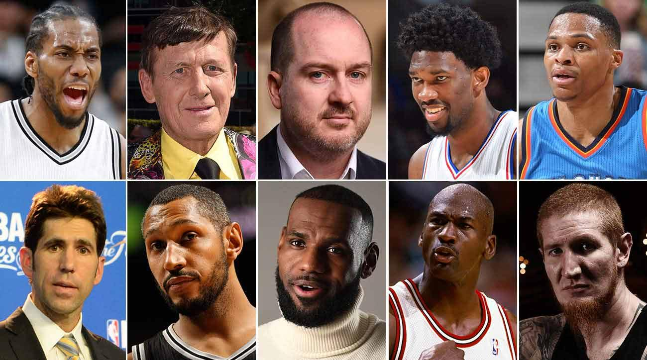 Best NBA Stories of 2016