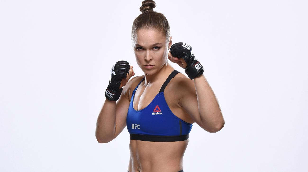 ronda rousey breaks her silence ahead of ufc 207