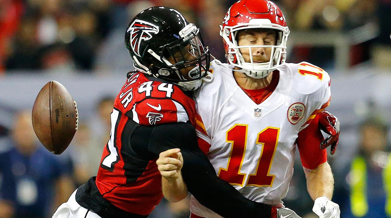 Vic Beasley: Falcons Defensive Player of the Year candidate looks up to Dwight Freeney, Von Miller