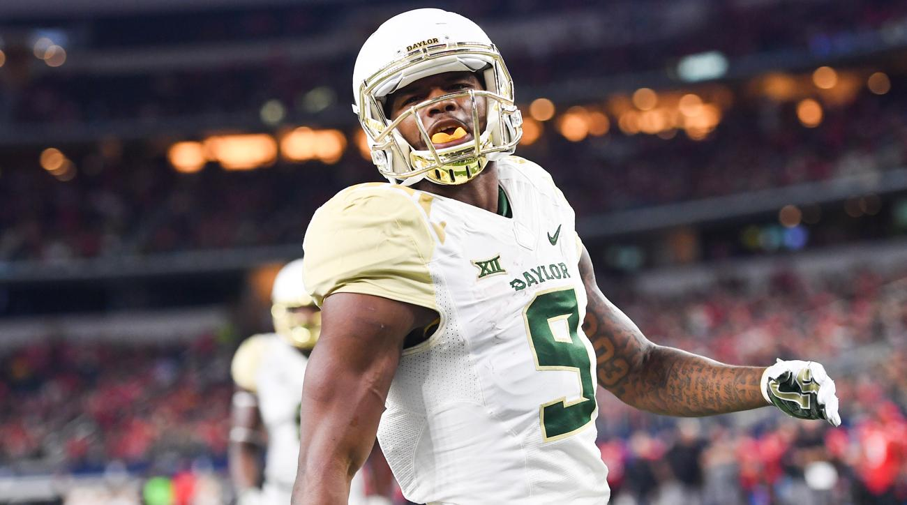 kd cannon declares nfl draft