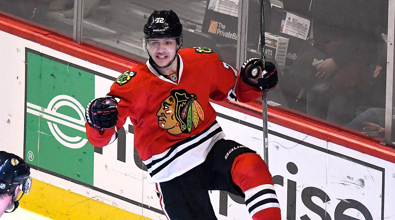 Chicago Blackhawks Artemi Panarin
