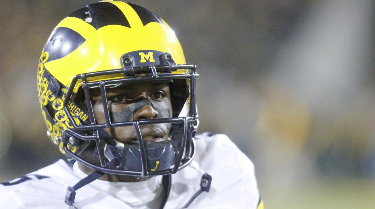 jabrill peppers injured orange bowl