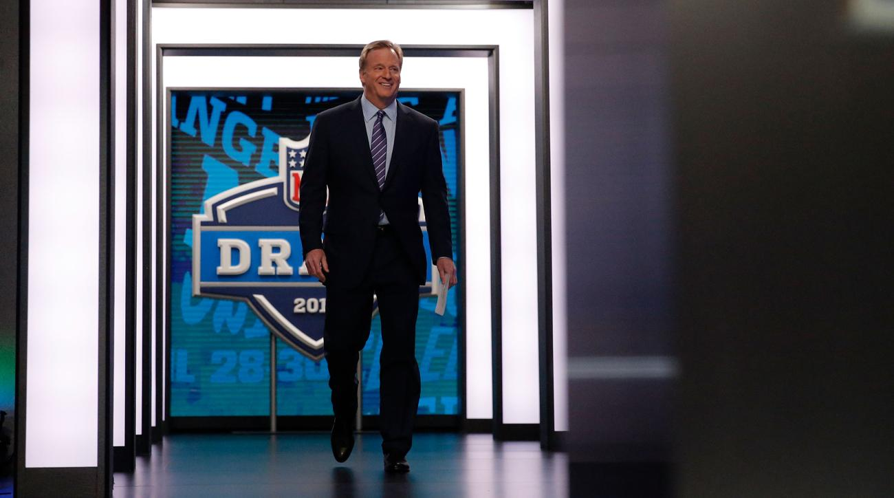 nfl draft order team picks