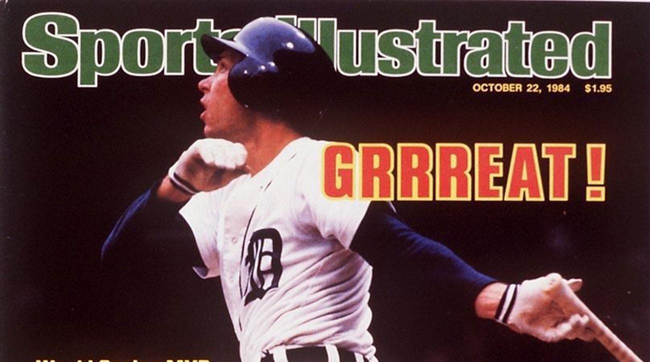 Alan Trammell, Detroit Tigers
