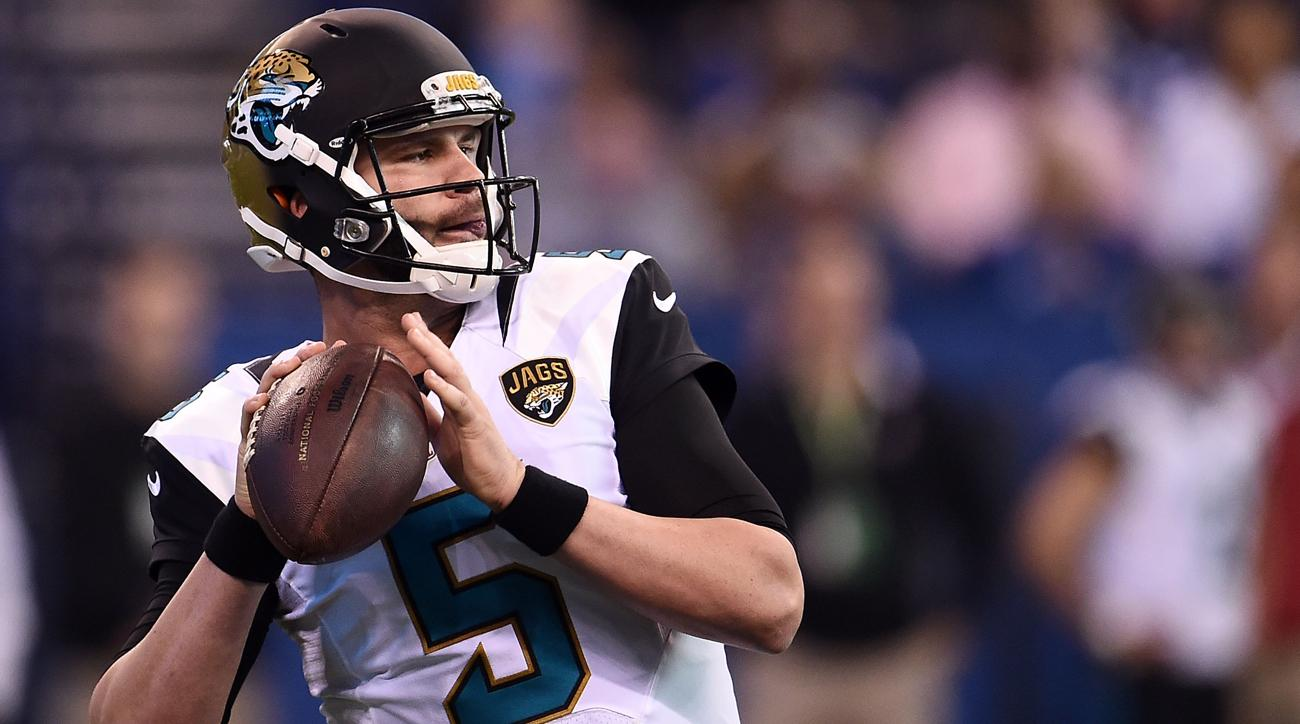 blake bortles shoulder injury jaguars