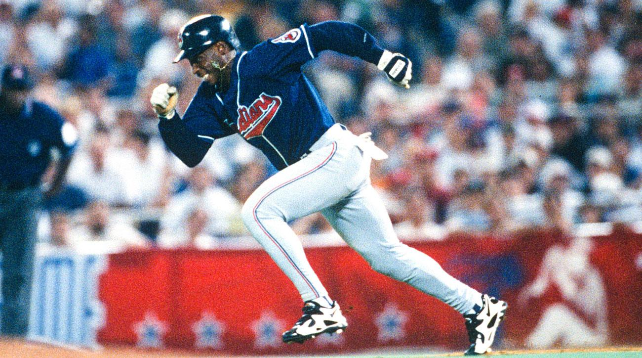Kenny Lofton, Cleveland Indians