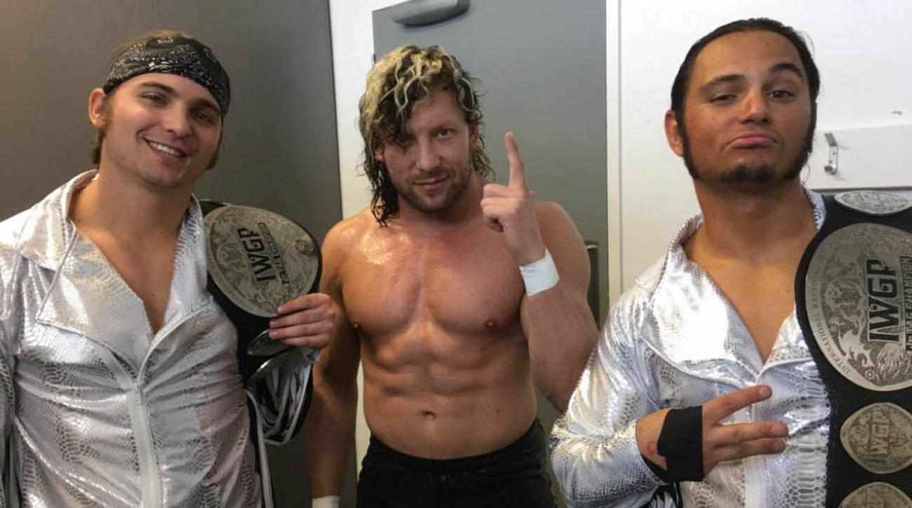 Kenny Omega: New Japan wrestler on WWE, Wrestle Kingdom