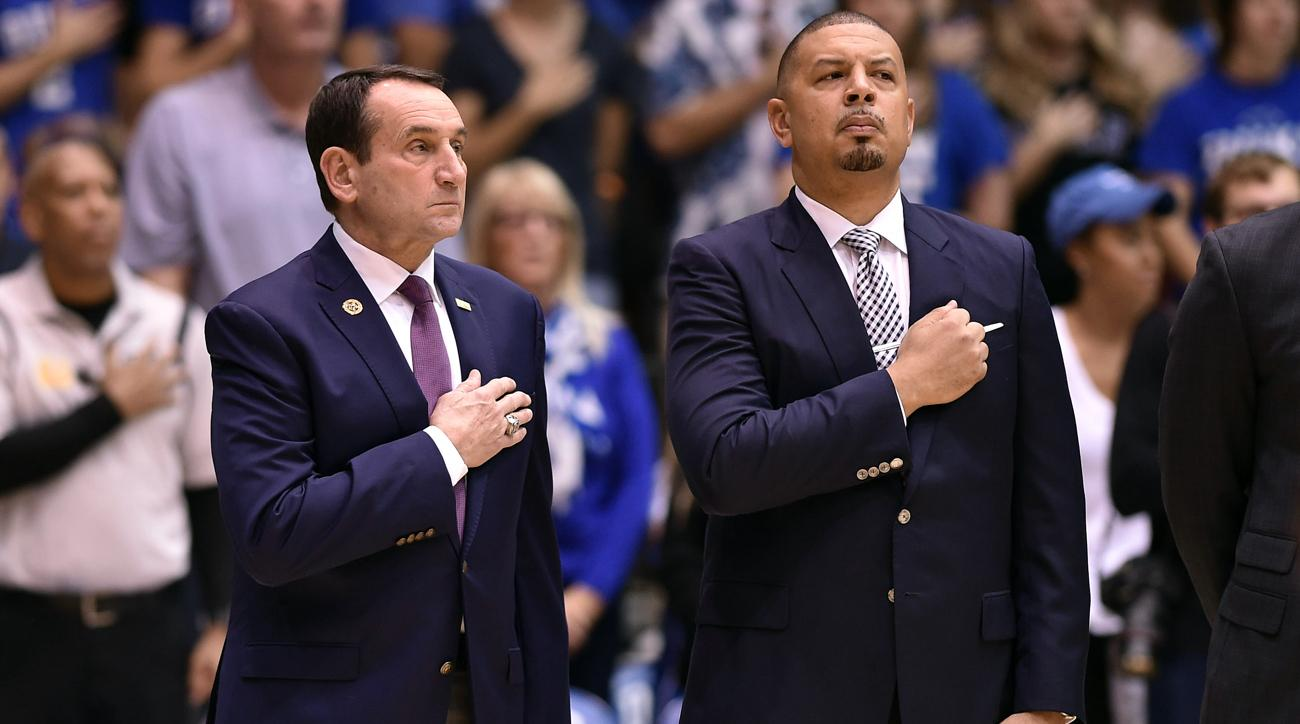 who is jeff capel of duke basketball