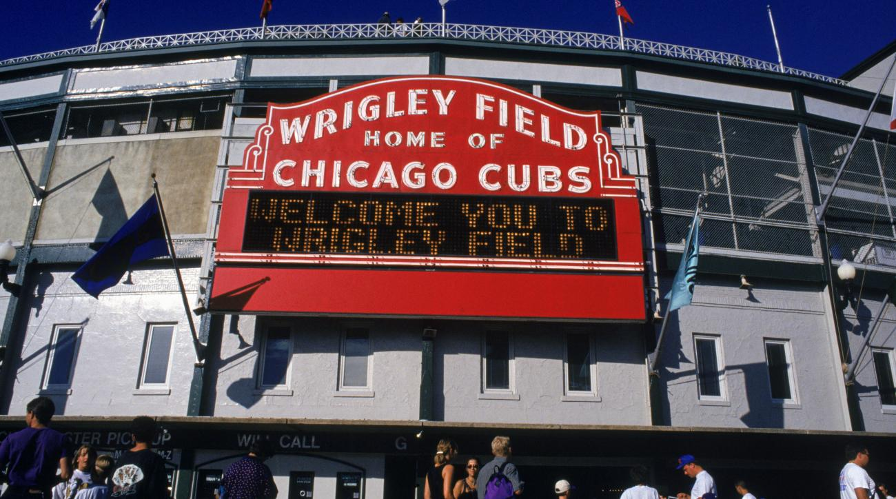 Chicago's first baby of 2017 was named Wrigley