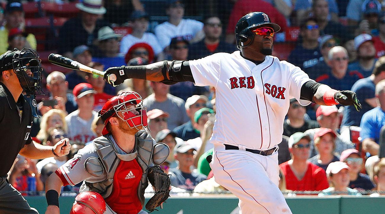 David Ortiz, Boston Red Sox