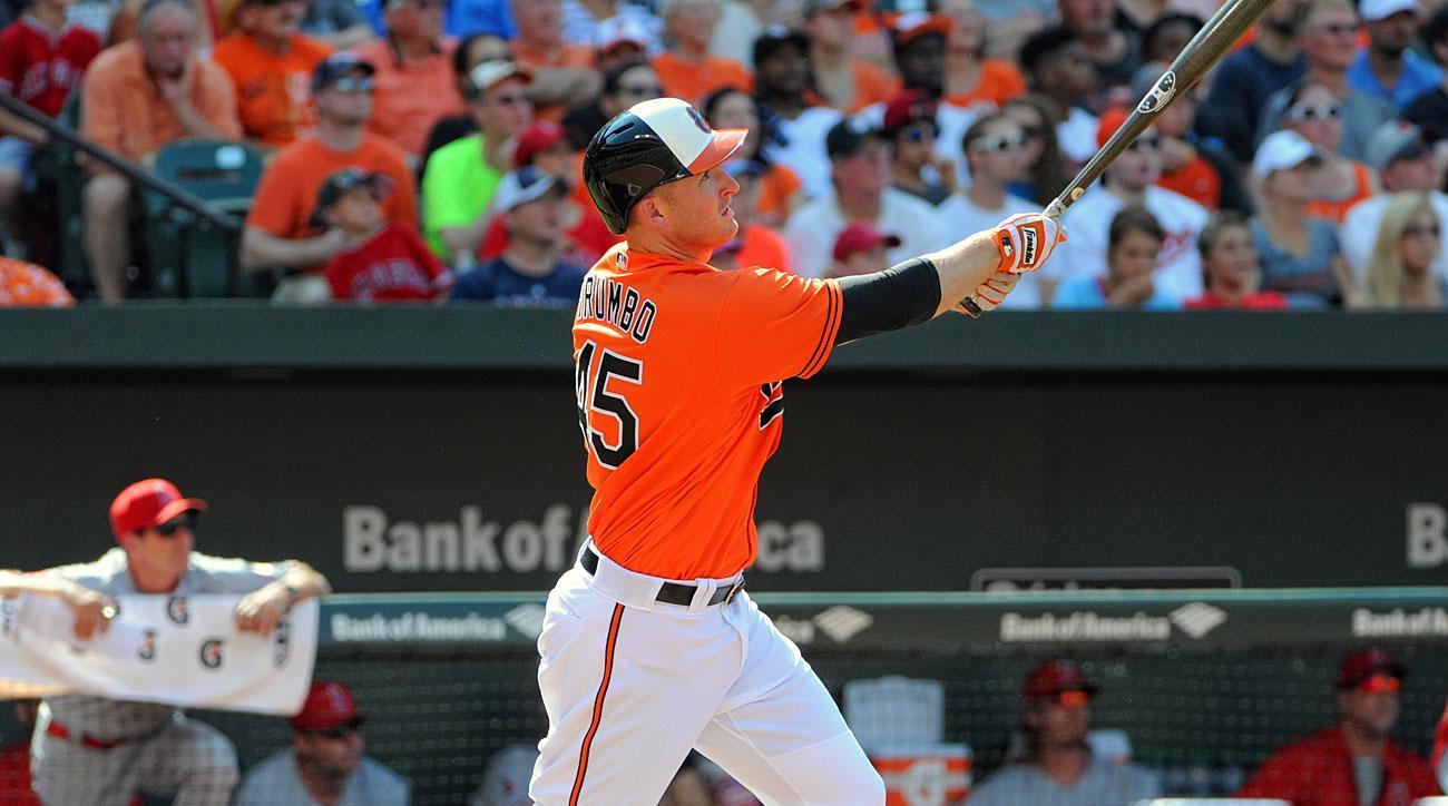 Mark Trumbo, Baltimore Orioles