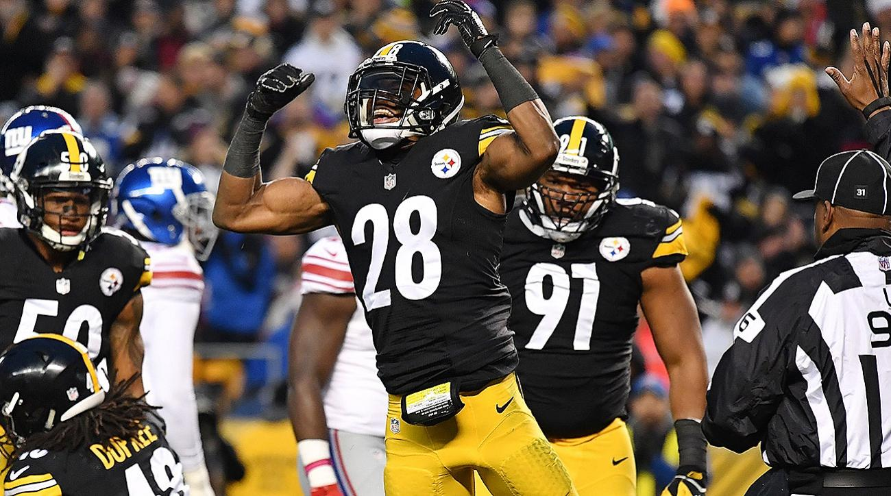 2017 NFL playoff x-factors: Steelers S Sean Davis