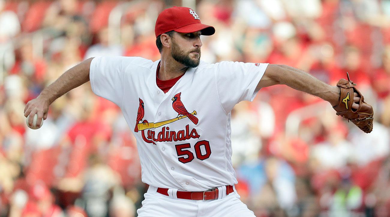 Adam Wainwright, St. Louis Cardinals