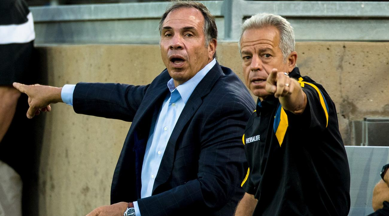 Bruce Arena names his USMNT coaching staff