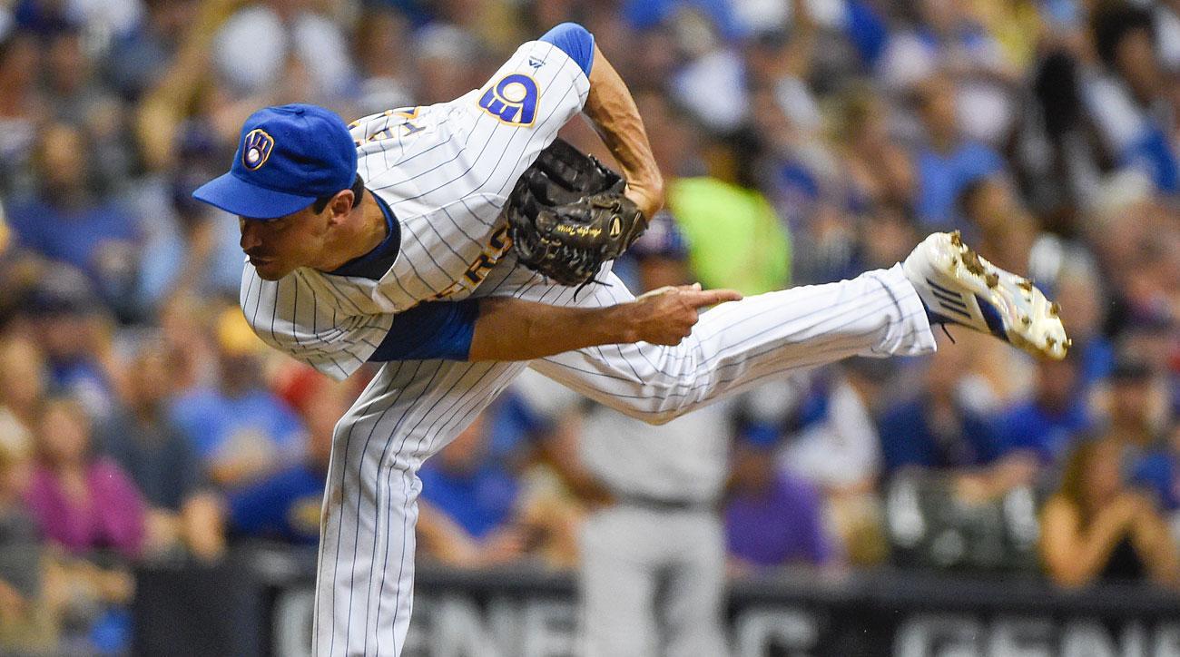 Carlos Torres, Milwaukee Brewers