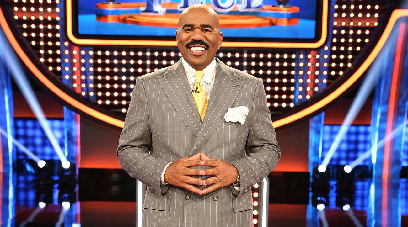 family feud contestant pops achilles