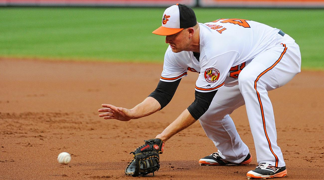 Mark Trumbo, Baltimore Orioles