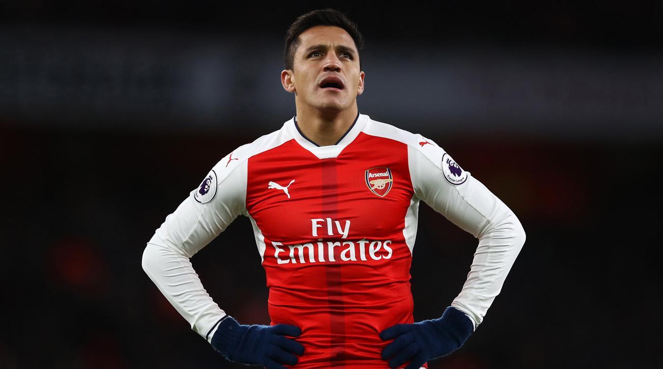 Transfer rumors: Alexis Sanchez