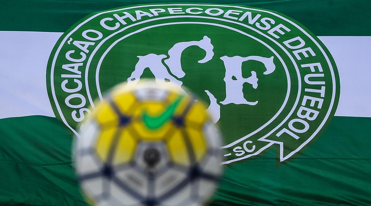 Chapecoense returns to action after a tragic plane crash decimated the team