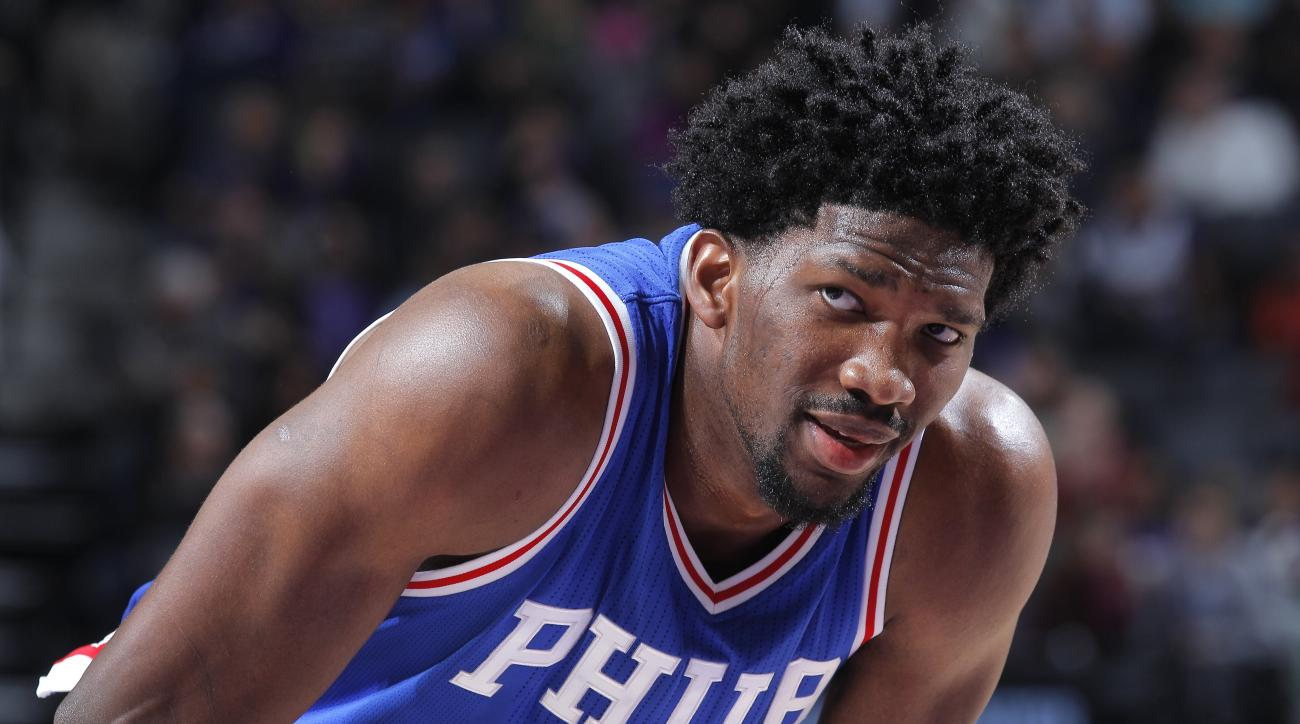 Joel Embiid's NBA All-Star Game campaign is brilliant