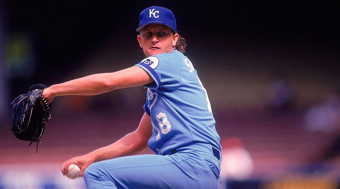 Bret Saberhagen, Kansas City Royals