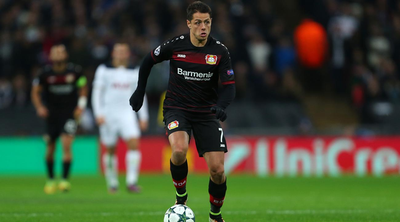Chicharito could be sold by Bayer Leverkusen