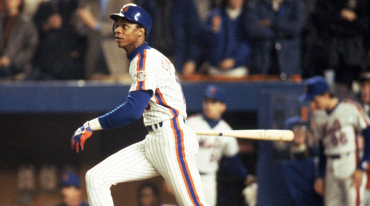 Darryl Strawberry, New York Mets