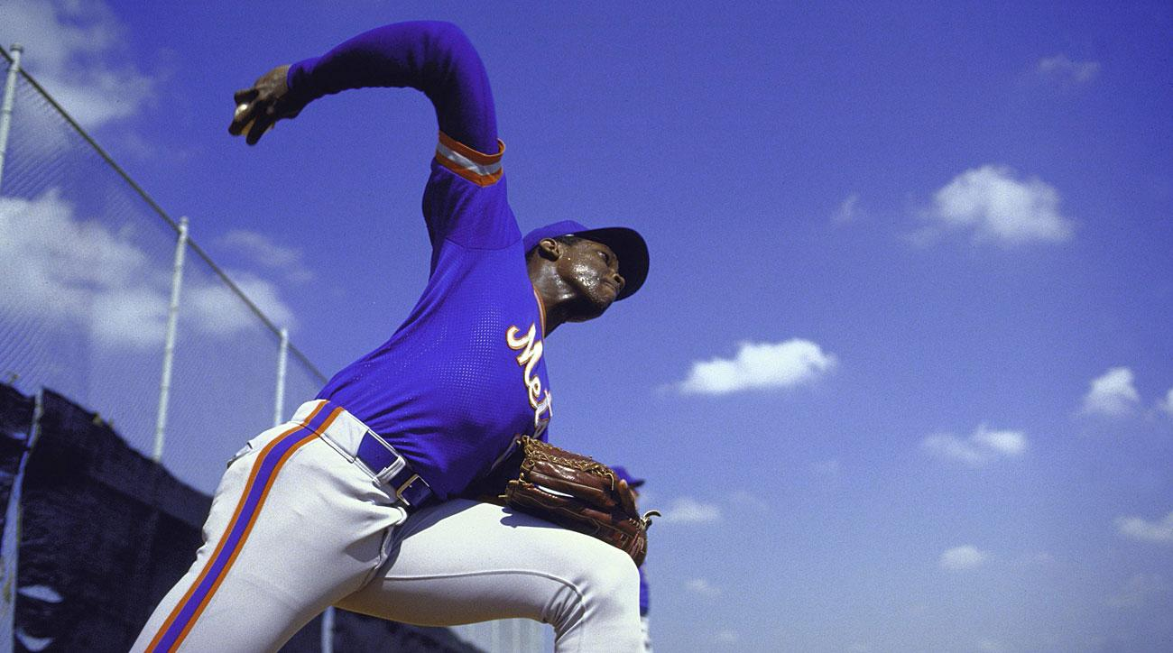 Dwight Gooden, New York Mets
