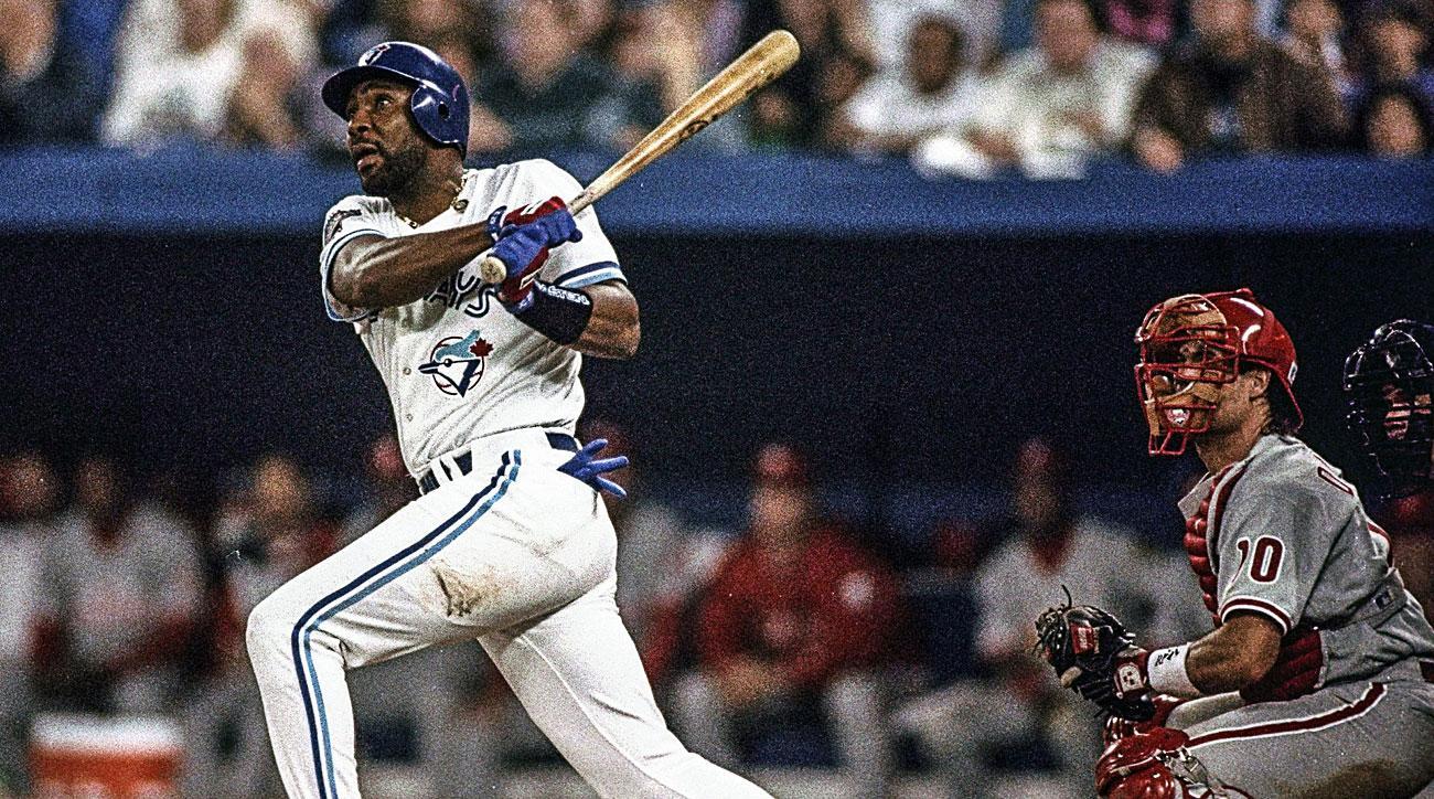 Joe Carter, Toronto Blue Jays