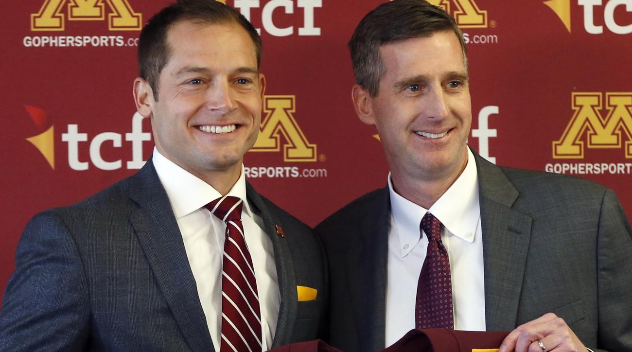 PJ Fleck Minnesota recruiting