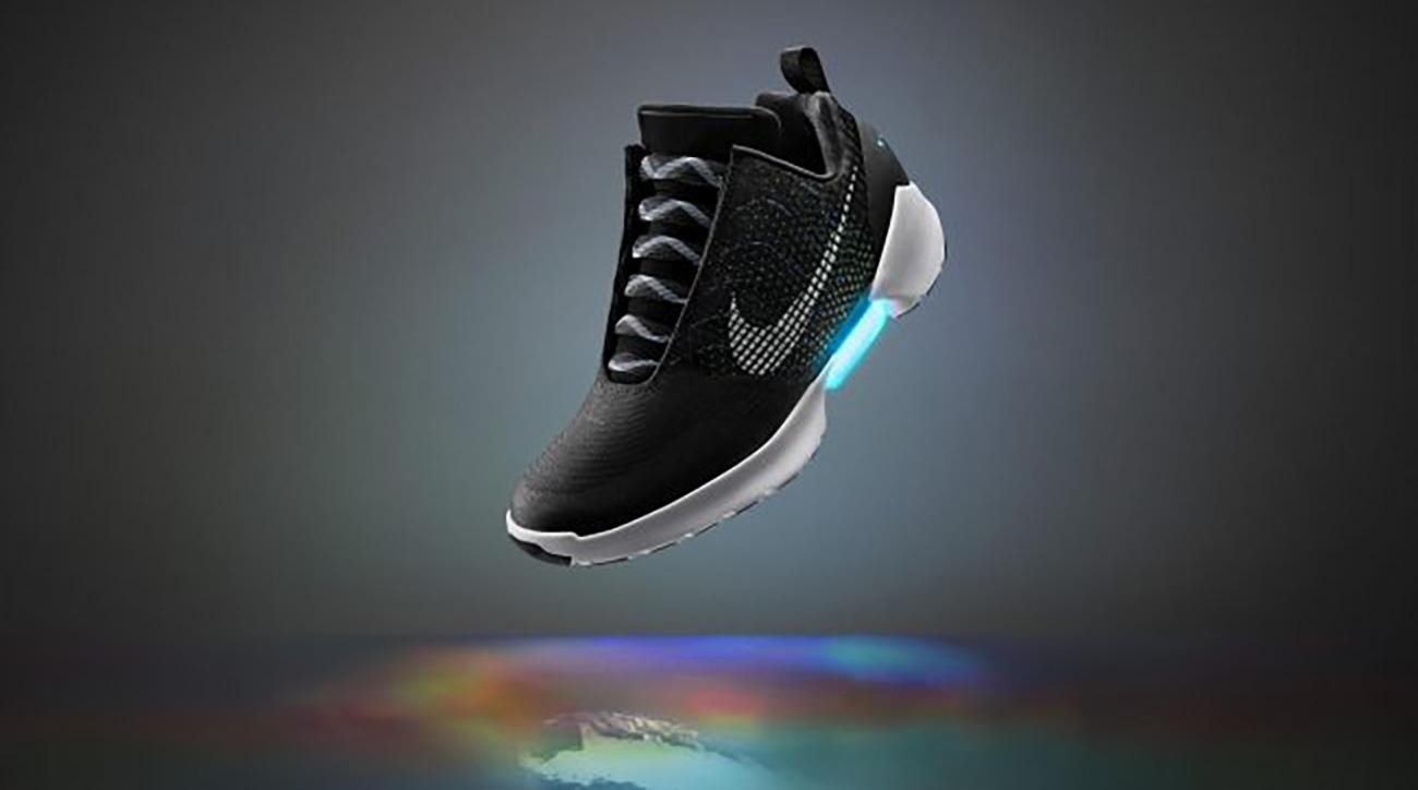 Nike's self-lacing HyperAdapt 1.0 will be widely available sooner than you think